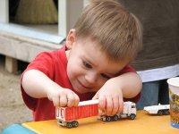 Sklep z zabawkami dla różnych dzieci