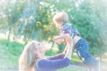 matka z dzieckiem, dzieci