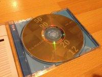 Płyta CD z muzyką